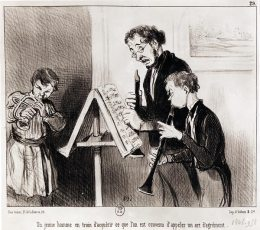 L'enseignement de la musique enFrance