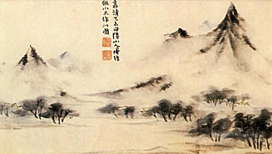 Guillaume Apollinaire Shitao-mists-on-the-mountains